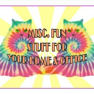 THIS & THAT - FUN STUFF FOR HOME & OFFICE